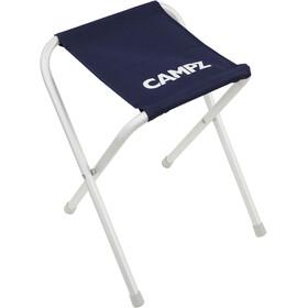 CAMPZ Taburete Plegable Aluminio, blue